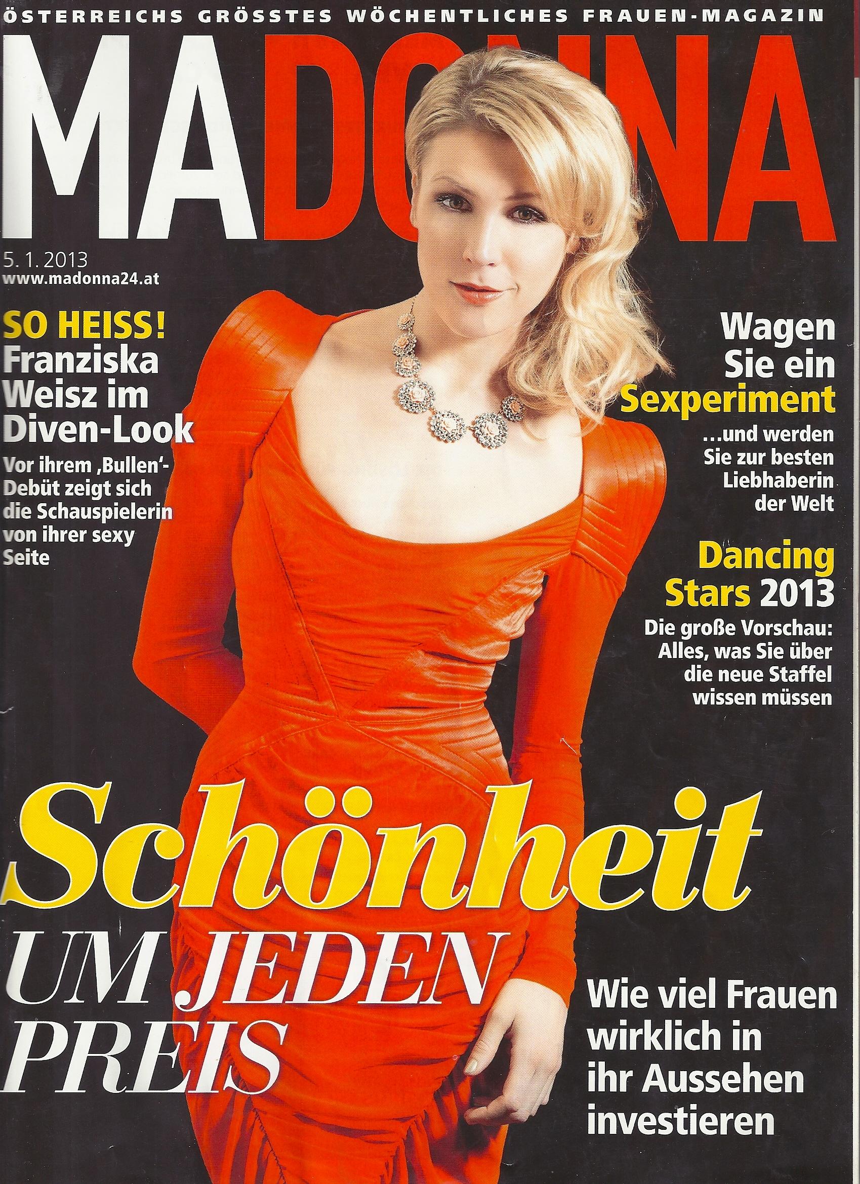 Madonna 5.1.2013