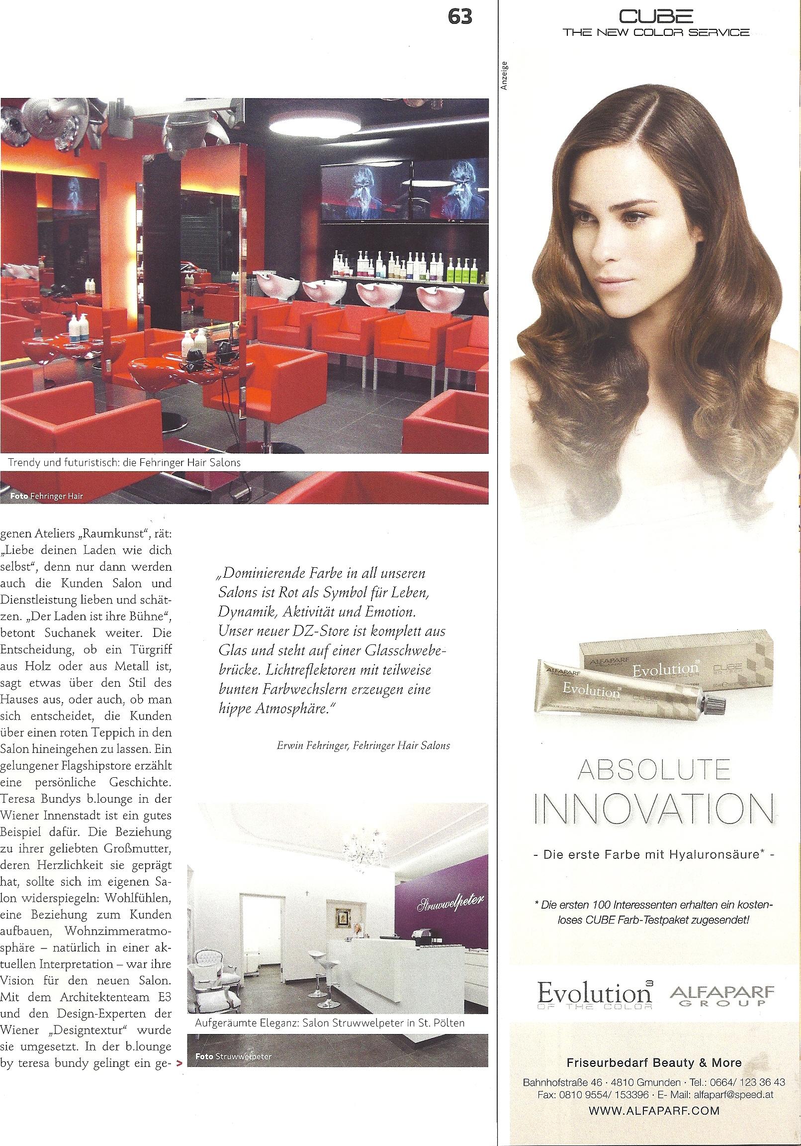 Top Hair International 11.2012
