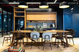 SPLITIT עיצוב משרדים שרונה תל-אביב