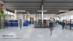 קורנית דיגיטל Experience center New Jers