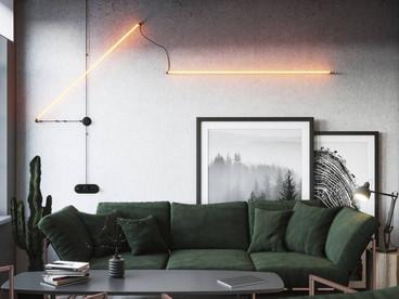 תאורה מגניבה ויצירתית