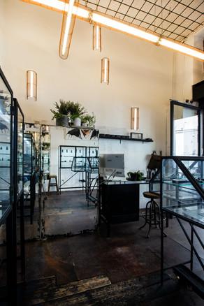 פרויקט עיצוב ושיפוץ חנות-Dukivenapo