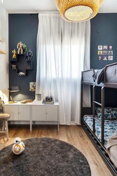 חדר ילדים #2 משפחת נוי