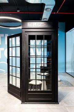 SPLITIT תא טלפון אקוסטי בהזמנה מיוחדת BO