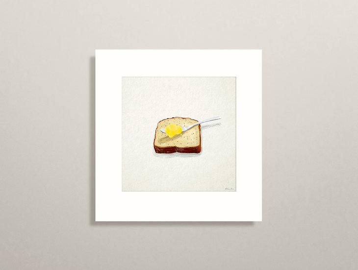 ART/ Back to Basic -Bread