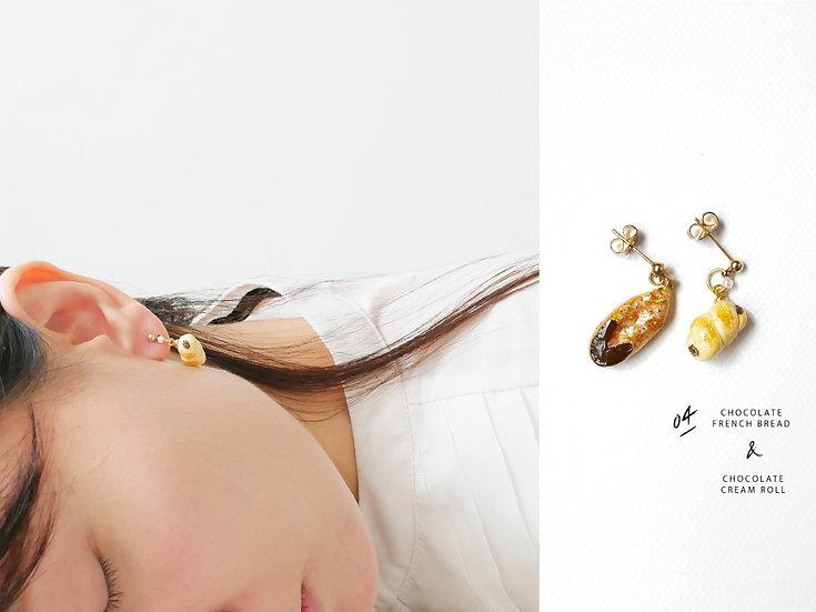 B.S. Coffee& Earrings 01-15