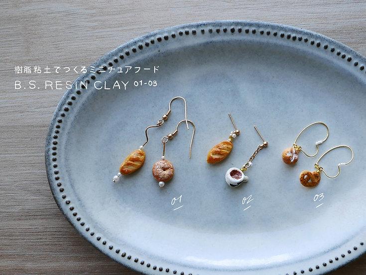 B.S. Coffee& Earrings 01-03