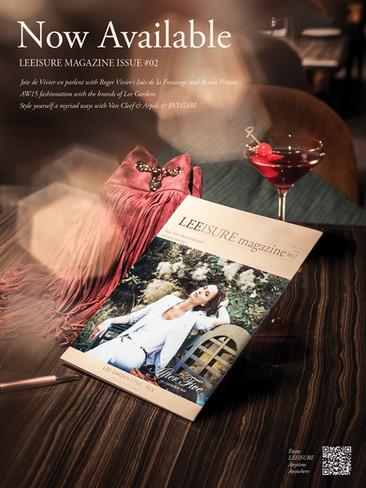 Lee Gardens LEEISURE Magazine