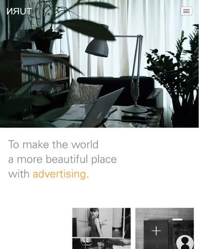 TURN Website Design