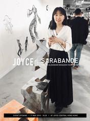 JOYCE Sarabande Art Exhibition