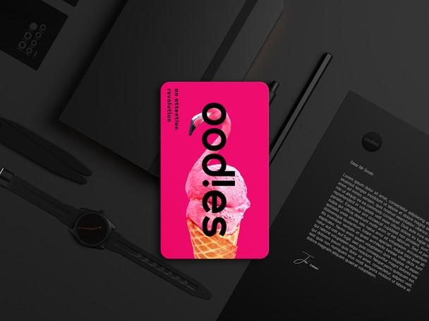 oodies - branding