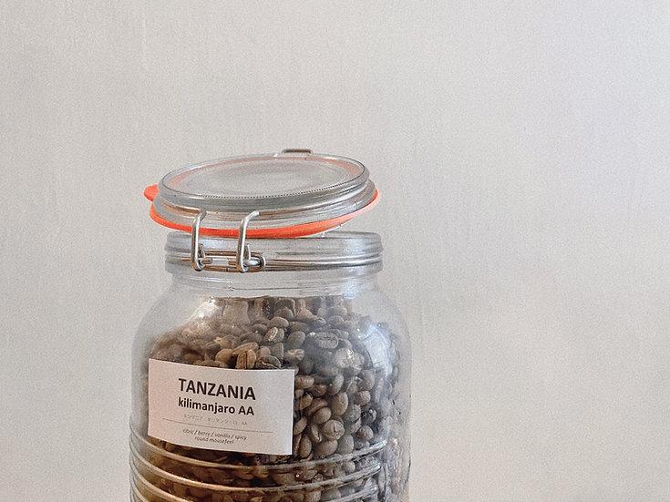 COFFE BEAN- TANZANIA AA