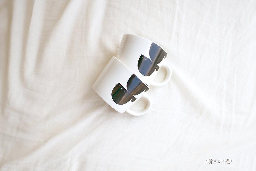 BONE 350ML COFFEE CUP