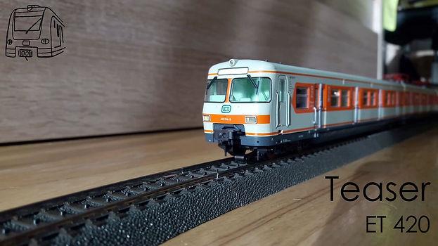 Ein kleiner Vorgeschmack auf das Soundprojekt der Baureihe 420.    Quelle: Instagram  Urheber: 423soundshop.de