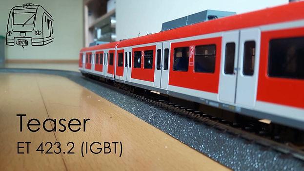 Die Soundprojekte des ET 423 sind jeweils in vier verschiedenen Varianten erhältlich(München, Stuttgart, Frankfurt und Köln). In diesem Video werden die Stations- und Sonderansagen aller Ansagenpakete vorgestellt.    Quelle: Instagram  Urheber: 423soundshop.de