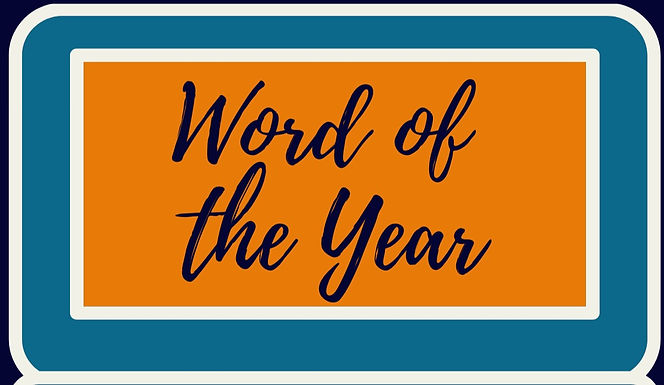 01 Word of the Year