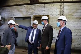 Зампредседателя Комитета Госдумы по экономике проверил строительство «президентских» краболовов на Восточной верфи