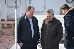 Восточная верфь начала швартовные испытания пограничных сторожевых кораблей для Береговой охраны ФСБ