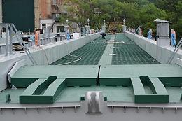 Восточная верфь досрочно выполнила госконтракт на строительство плавучих причалов для Тихоокеанского флота