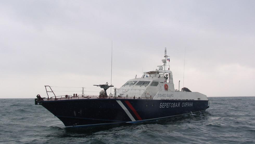 Патрульные катера проекта 12200 «Соболь»