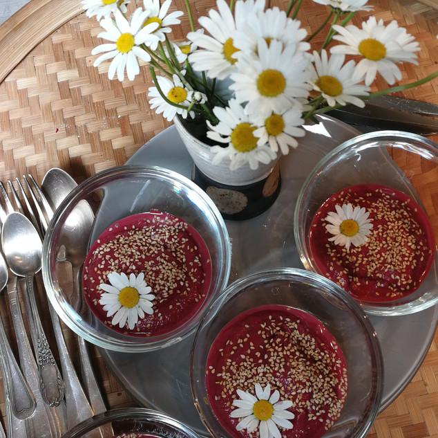 De la cuisine créative avec des betteraves du jardin O Petit Bonheur