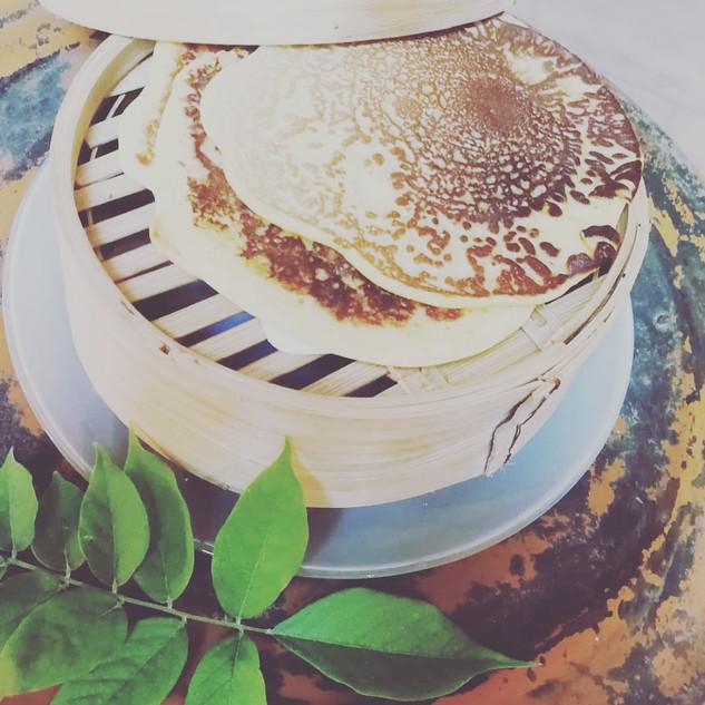 des pancakes pour le petit déjeuner O Petit Bonheur
