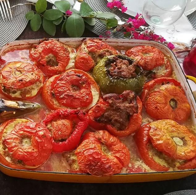 tomates facies par Denise O Petitt BOnheur