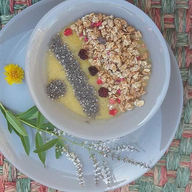 Smoothie bowl O Petit BOnheur