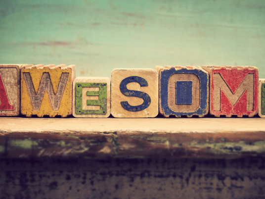 Writer's Challenge 1. What is awesome?