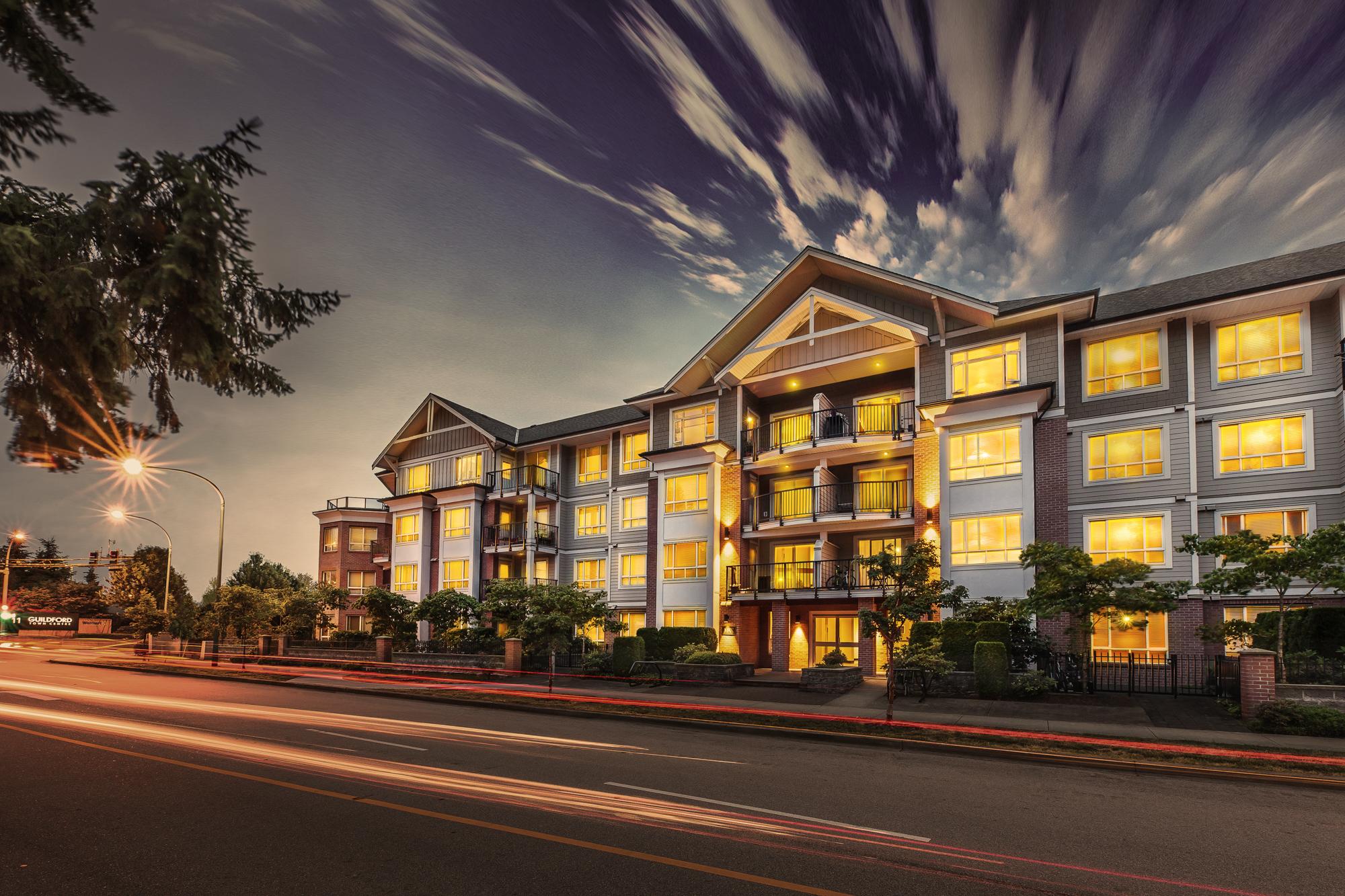 Max - apartment building