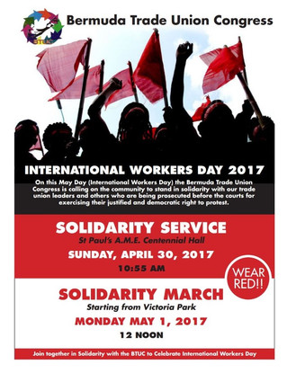 May 1st is May Day!