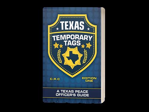 Texas Temporary Tags