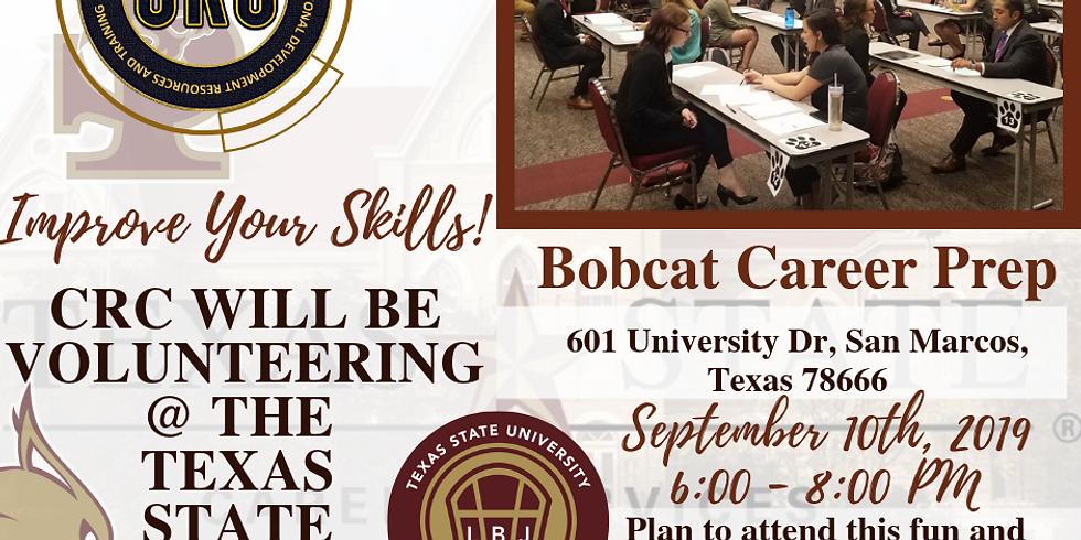 TXST Bobcat Career Prep