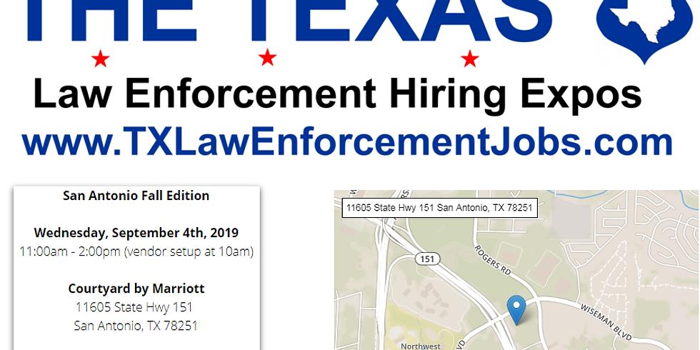 Texas Law Enforcement Hiring Expo