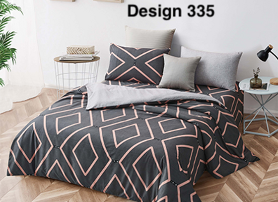 Fitted Bed Sheet Set 335