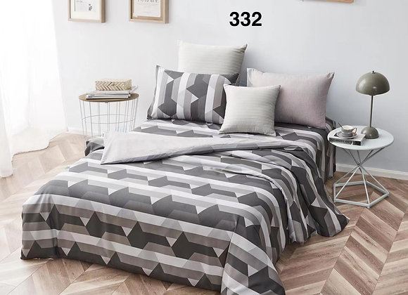 Fitted Bed Sheet Set 332