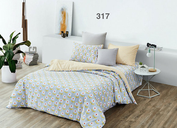 Fitted Bed Sheet 317