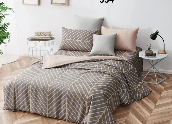 Fitted Bed Sheet Set 334