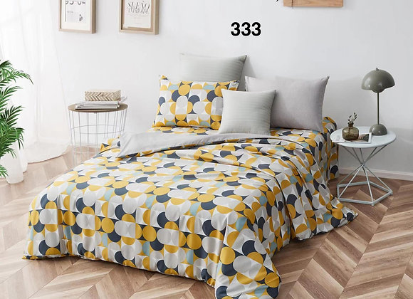 Fitted Bed Sheet Set 333