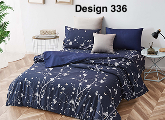 Fitted Bed Sheet Set 336
