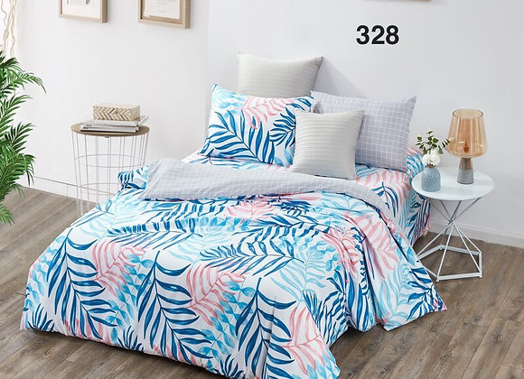 Fitted Bed Sheet Set 328