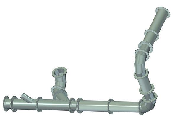 Аспирационные трубопроводы