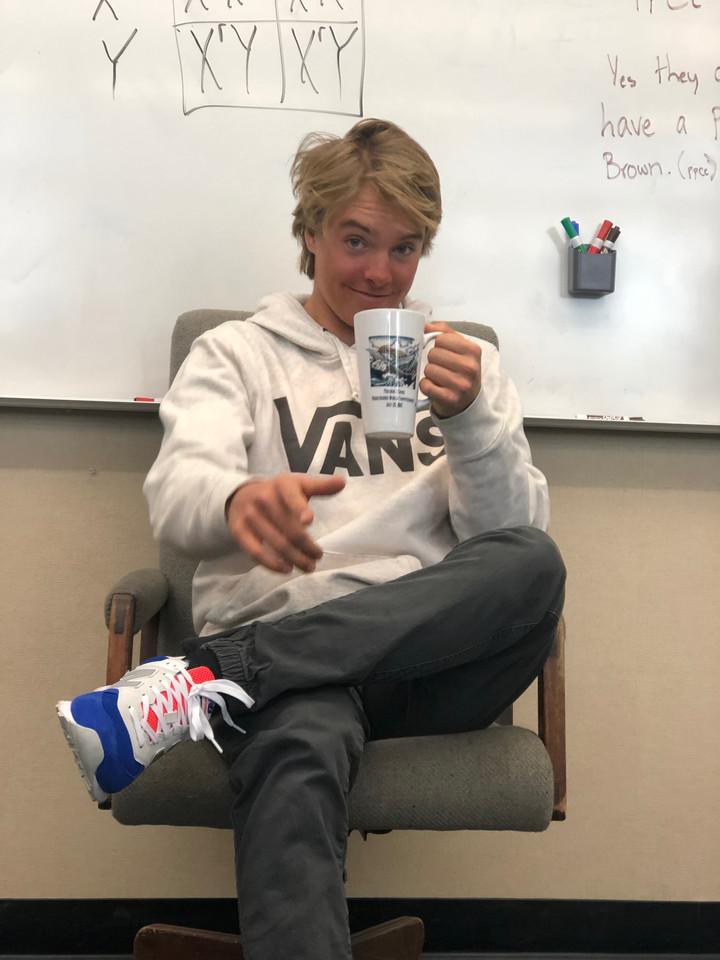 Tea With Trent