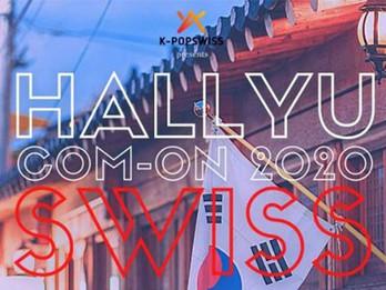 Hallyu Com-on 2020 in Swiss Will Be Held On November 21st.