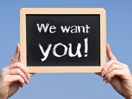 We are always looking to hire great people!
