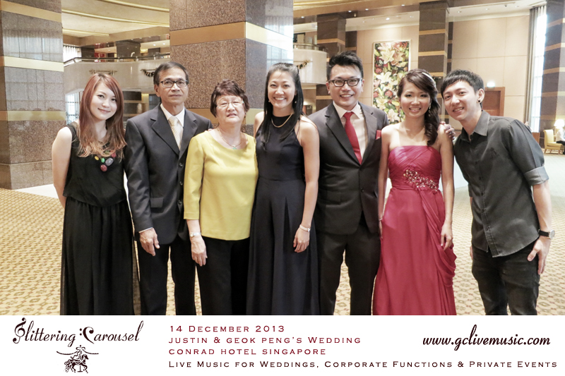 Wedding of Justin & Geok Peng