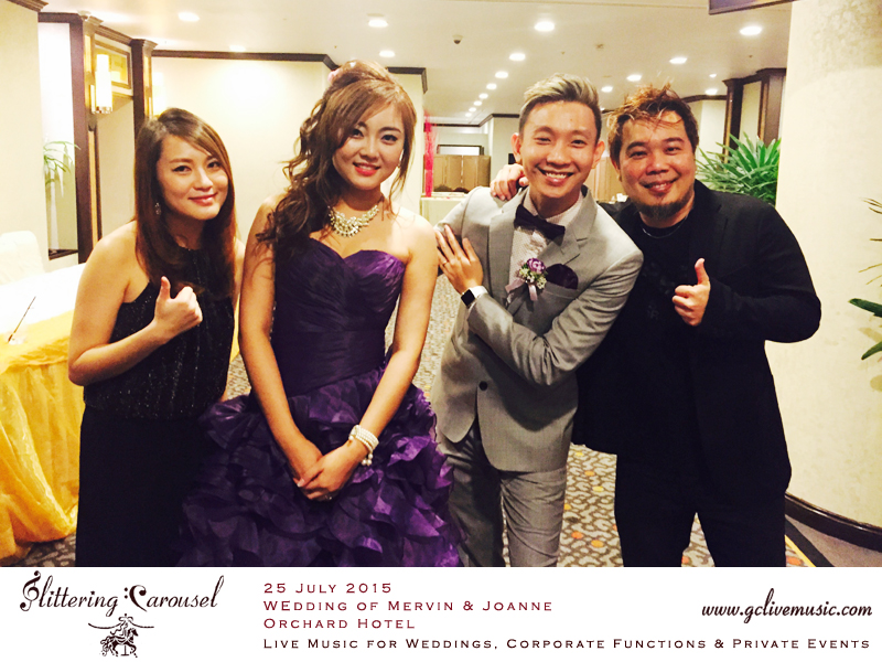 Wedding of Mervin & Joanne