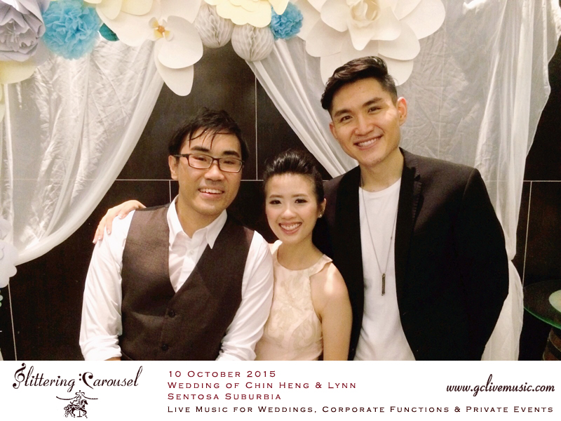Wedding of Chin Heng & Lynn