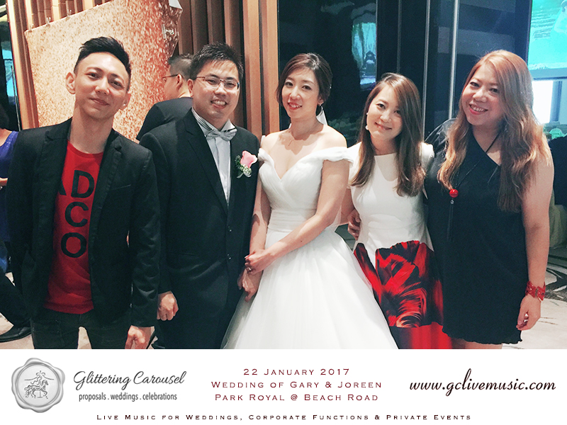 Wedding of Gary & Joreen