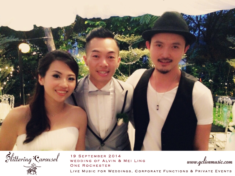 Wedding of Alvin & Mei Ling